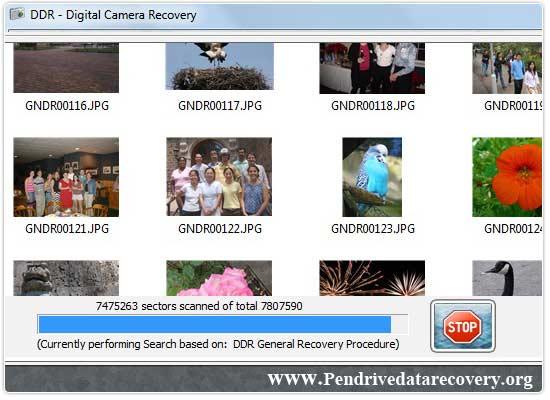 Windows 7 Camera Photos Recovery 5.3.1.2 full